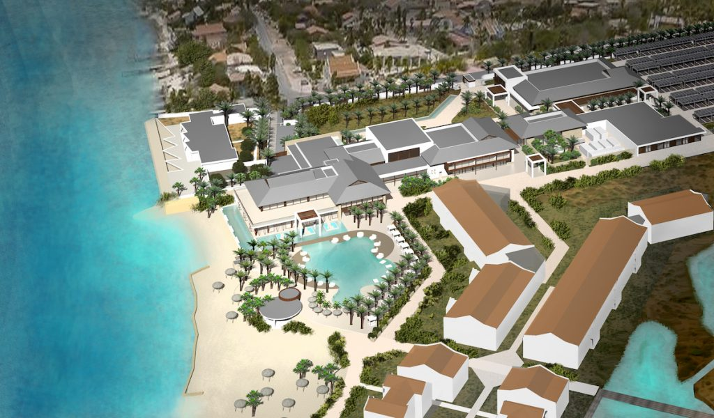 AG architecten Plaza Beach Resort Bonaire